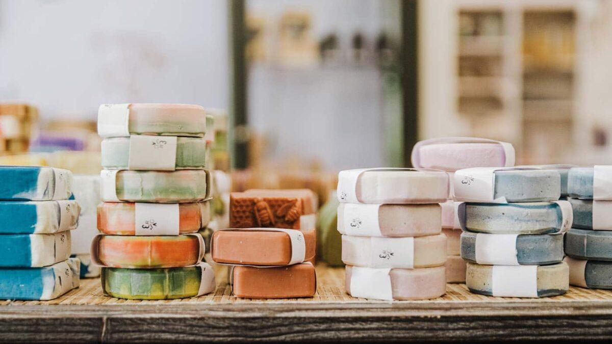 Nachhaltig einkaufen in Berlin: Erica Naturkosmetik // HIMBEER