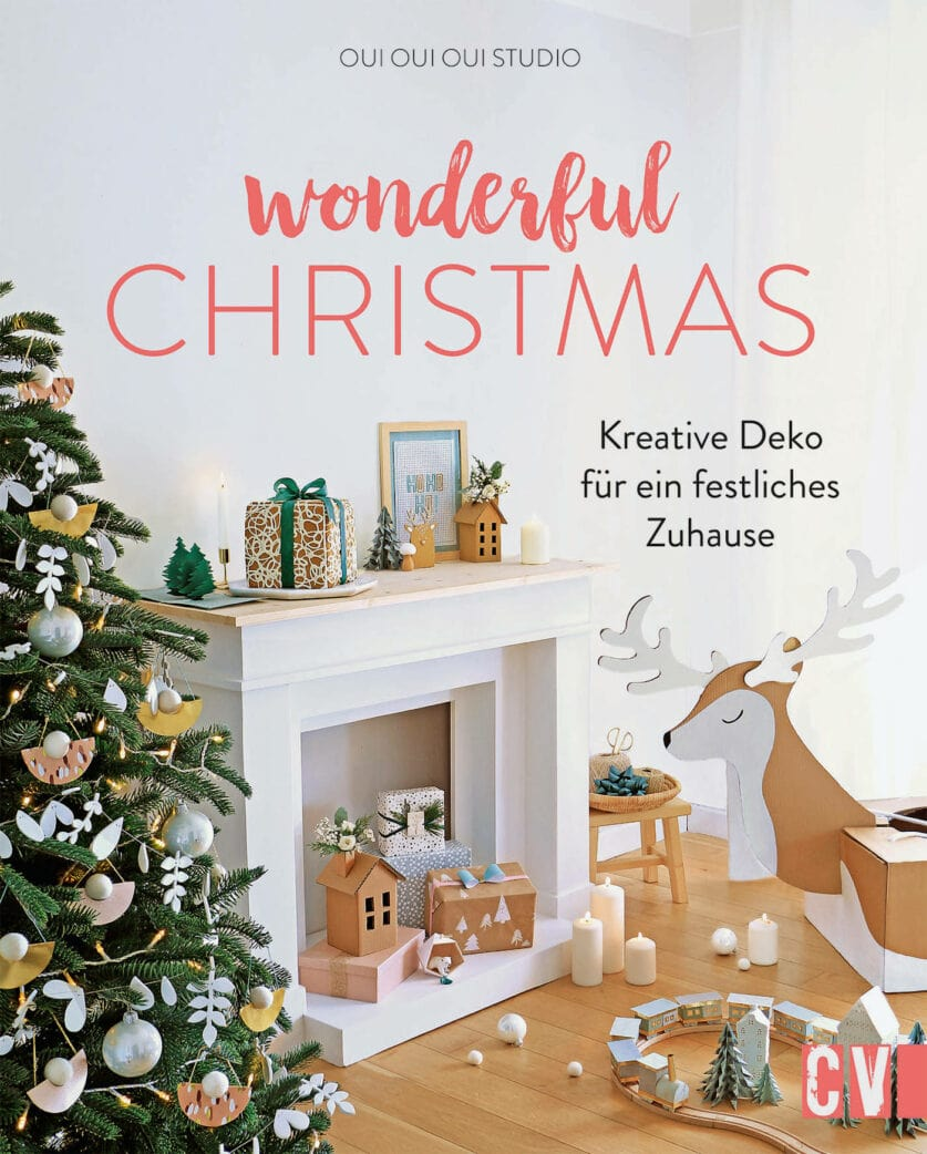 Geschenkanhänger aus Wonderful Christmas // HIMBEER