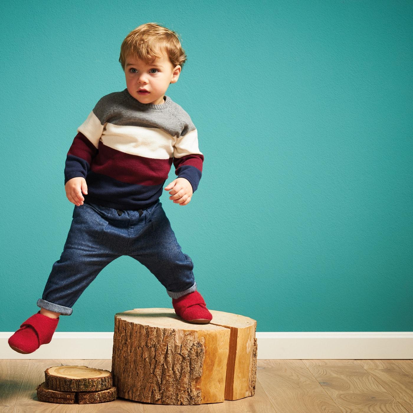 Worauf man bei Kinderfüßen besonders achten muss // HIMBEER