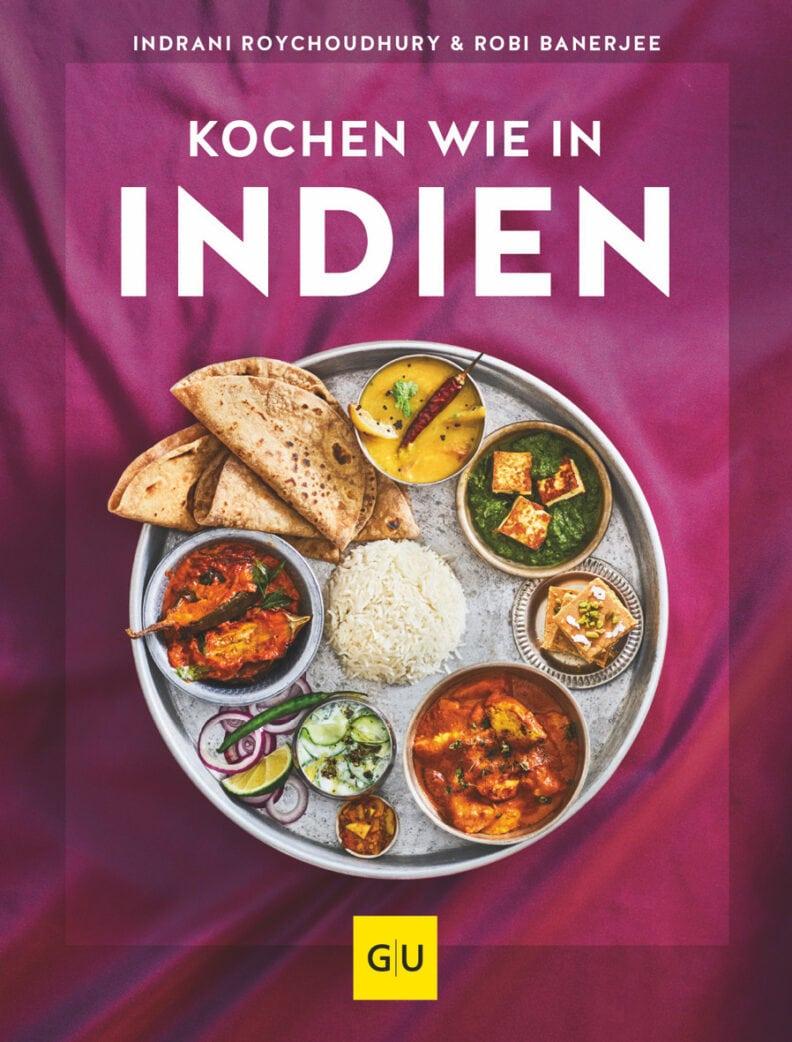 Naan aus Kochen wie in Indien // HIMBEER