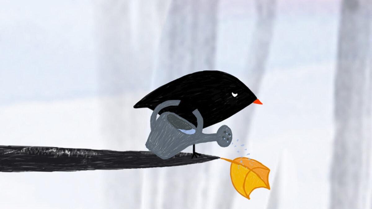 Soatzenkino im Nest – Online-Kinderkino // HIMBEER