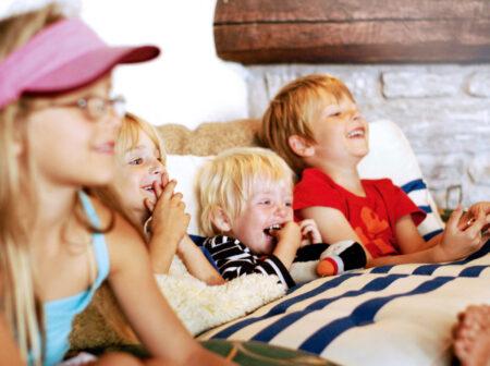 Online-Theater für Kinder verbreitet Freude // HIMBEER