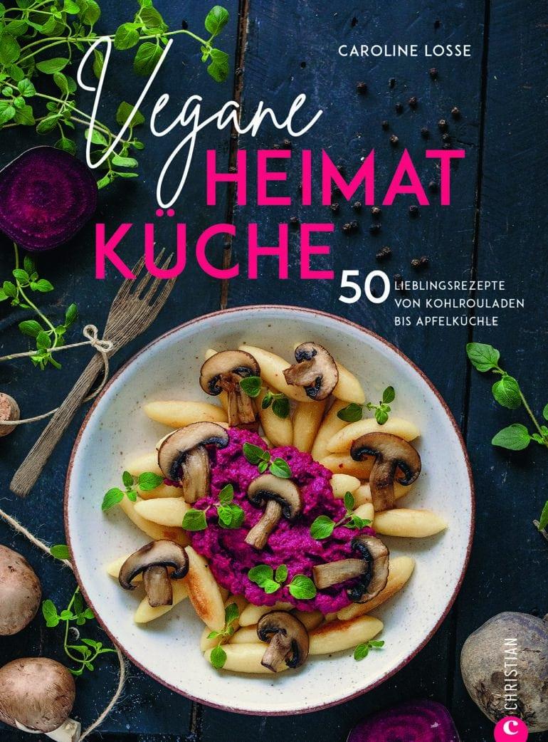 Vegane Maultaschen aus Vegane Heimatküche // HIMBEER