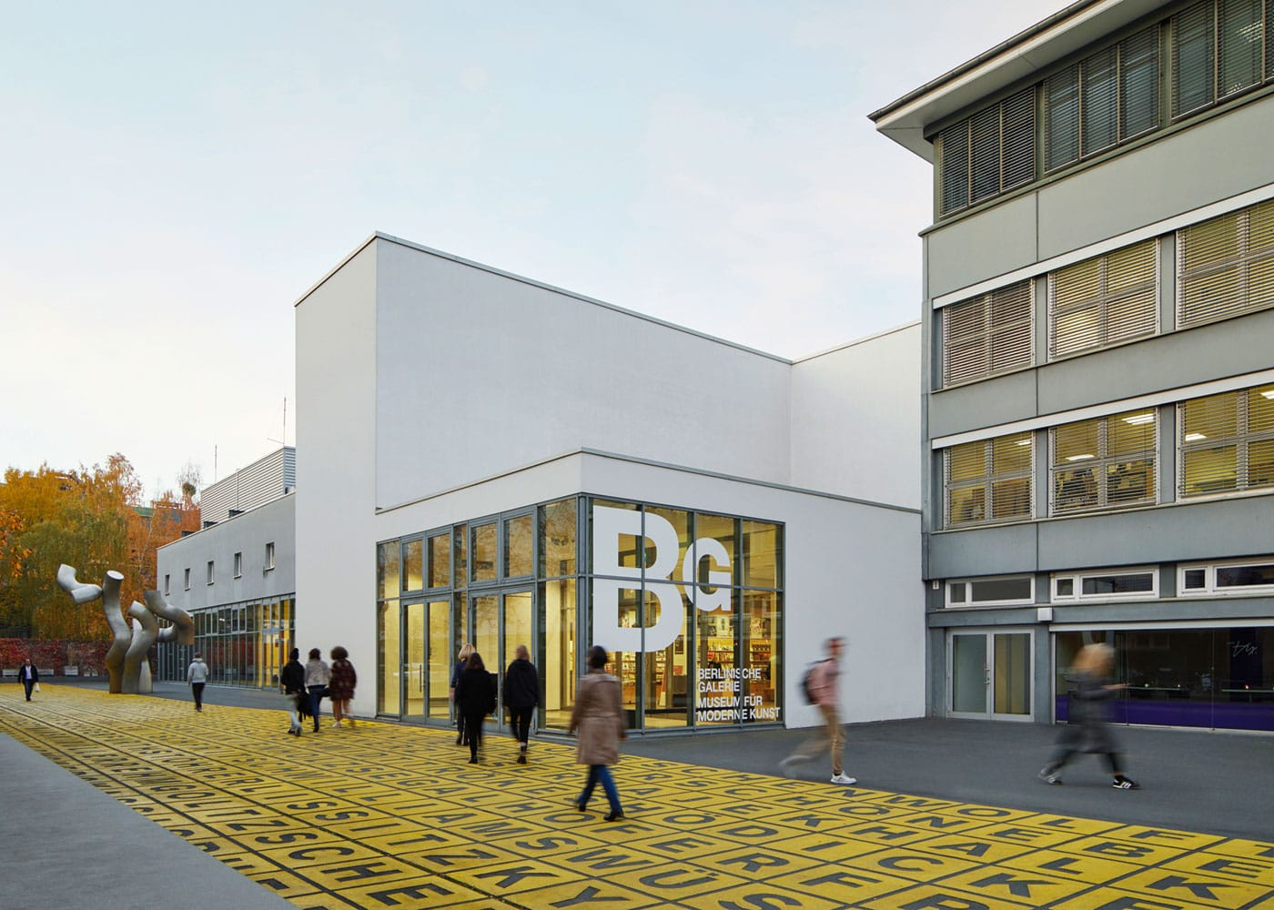 Digitale Angebote der Berlinischen Galerie – Museum für moderne Kunst in Berlin // HIMBEER