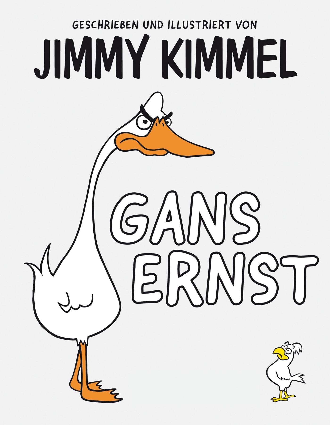Jimmy Kimmel: Gans Ernst // HIMBEER