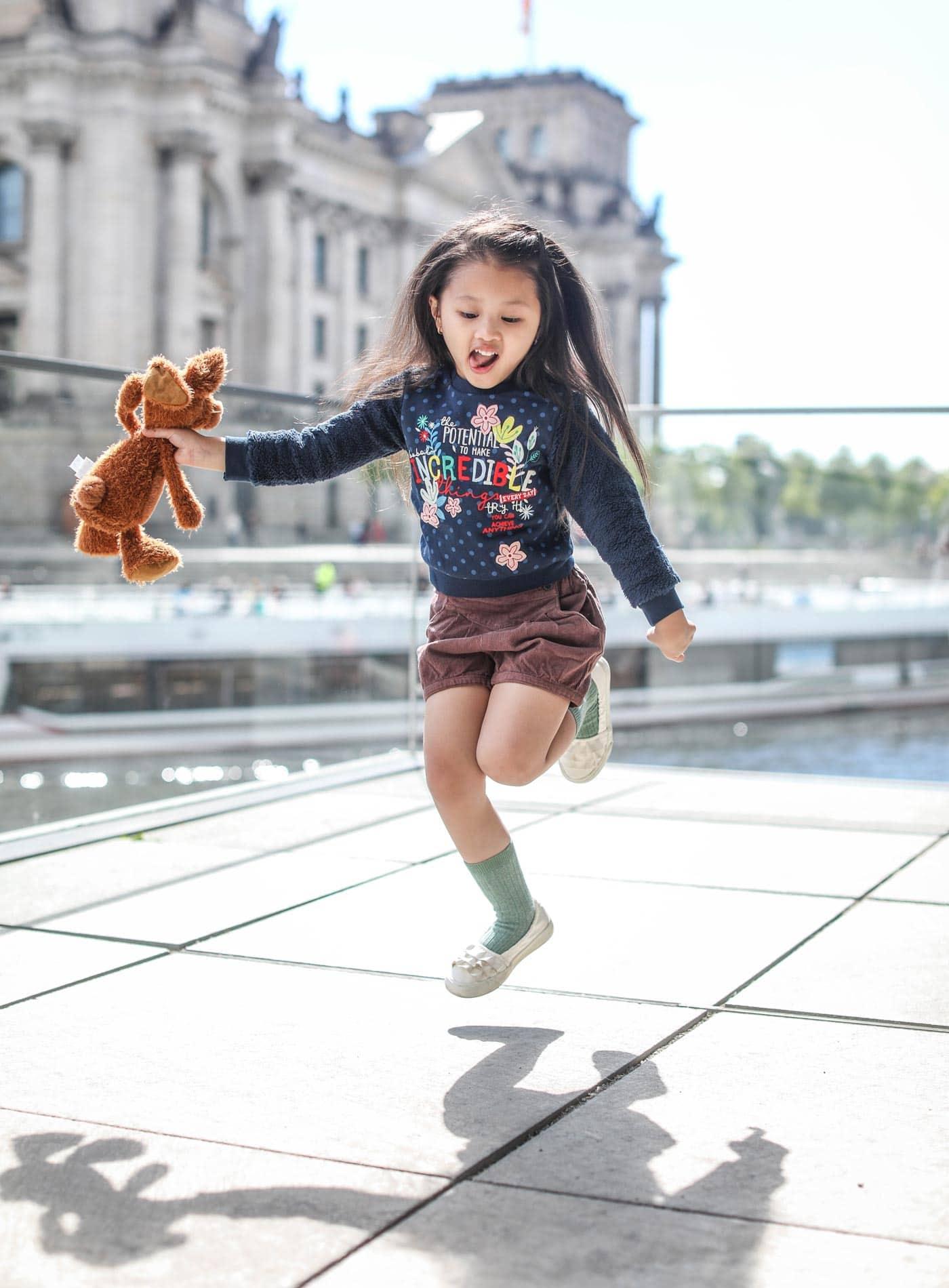 Kindermode mit positiven Botschaften // HIMBEER