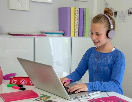 Kostenlose Onlinekurse für Kinder un Jugendliche zum Lernen lernen // HIMBEER