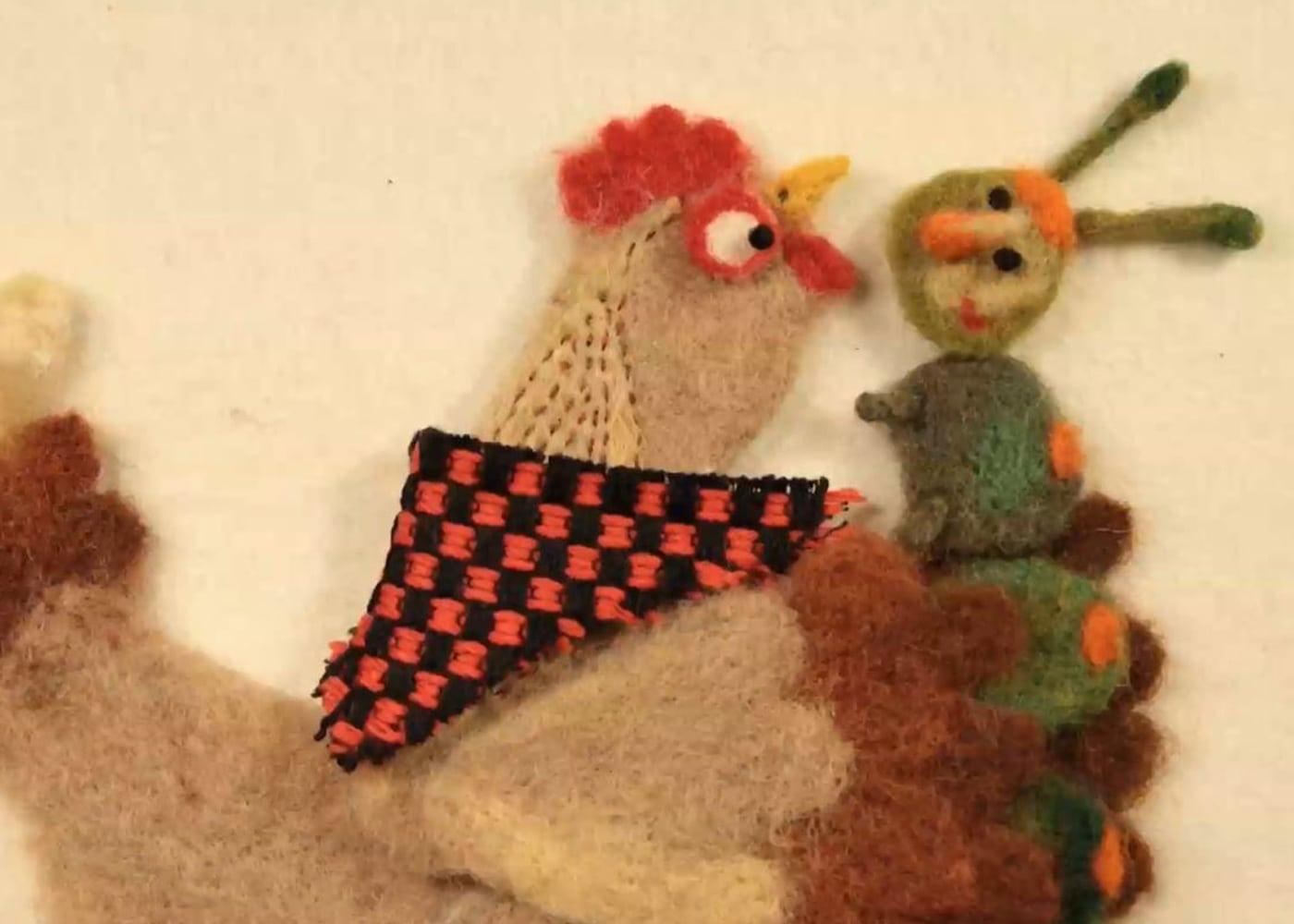 Die Raupe und die Henne – Kinderkino online //HIMBEER