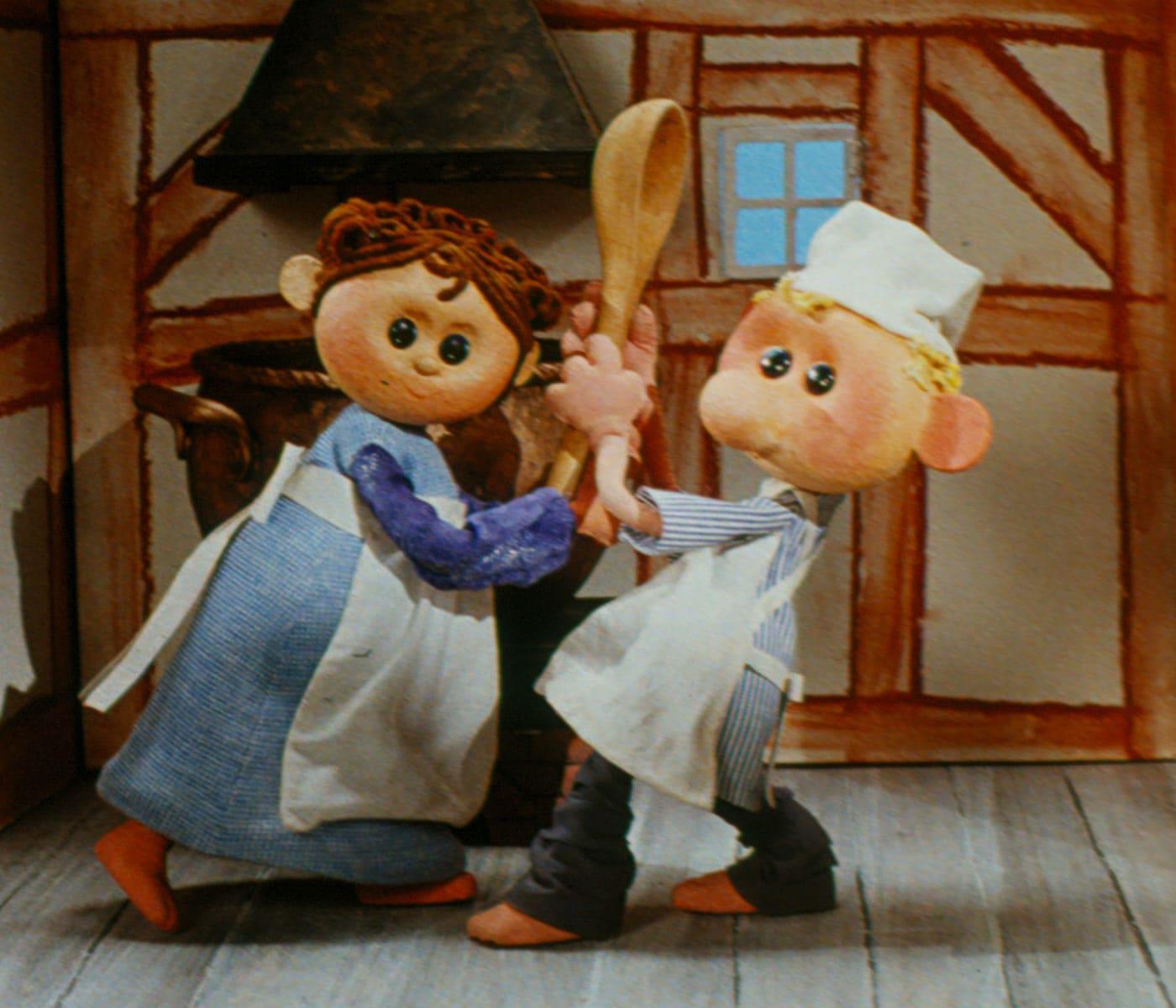 Online-Kinderkino: Das Märchen vom Breikessel // HIMBEER