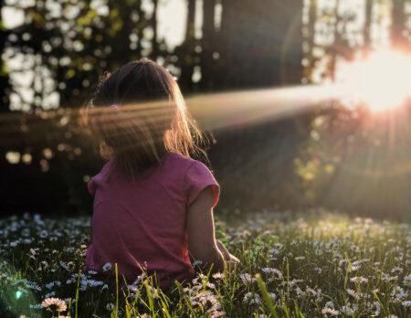 Sonnenstrahlen am Wochenende mit Kindern genießen // HIMBEER