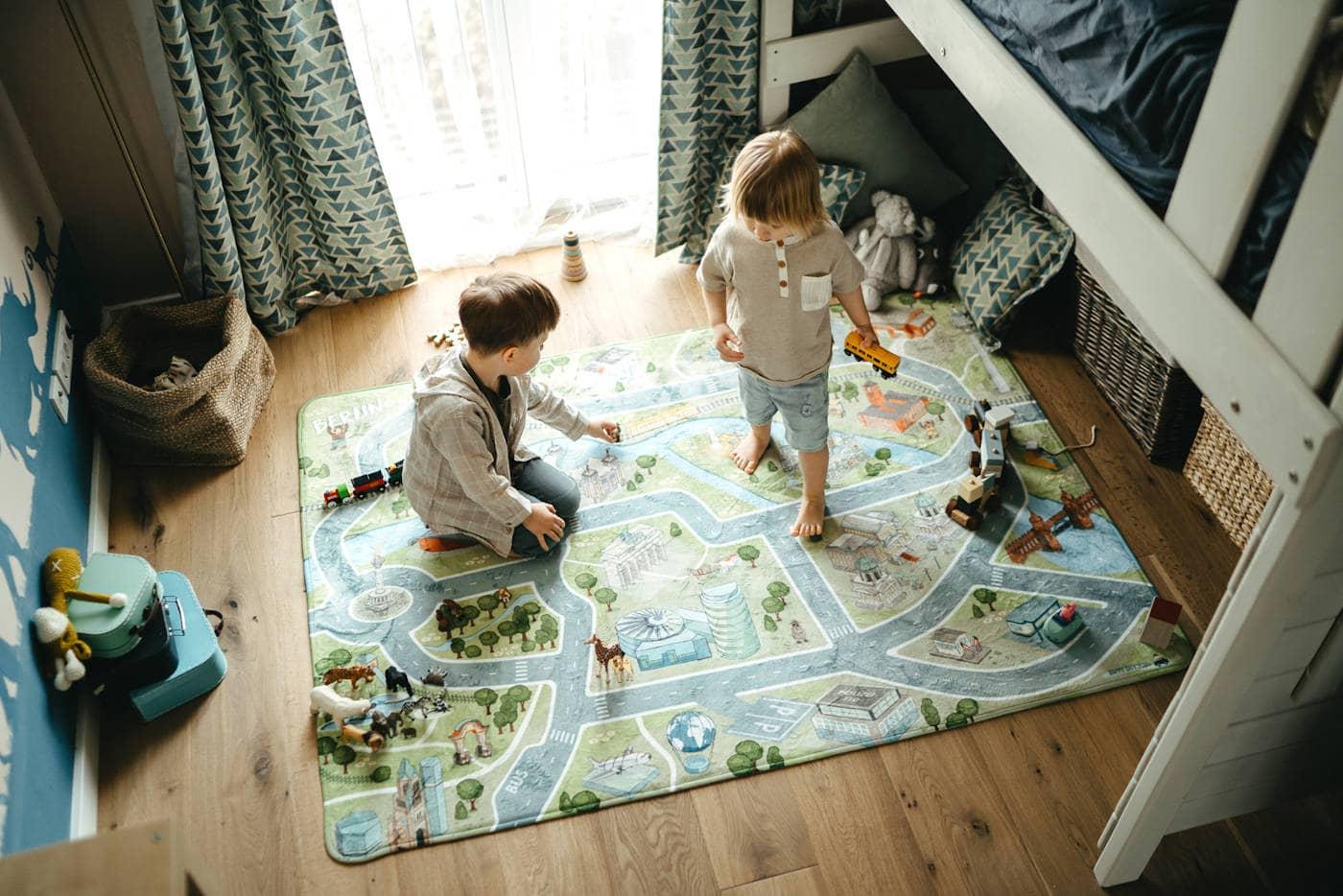 Wohnaccessoires für Familien: Happy City Kids // HIMBEER