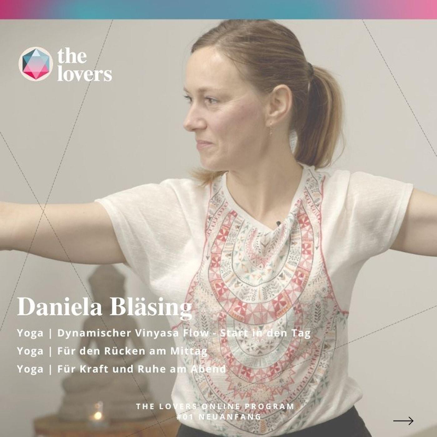 The Lovers Trainerin Daniela Bläsing // HIMBEER