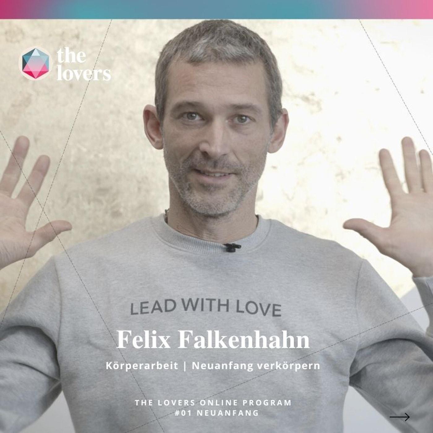 The Lovers Trainer Felix Falkenhahn // HIMBEER