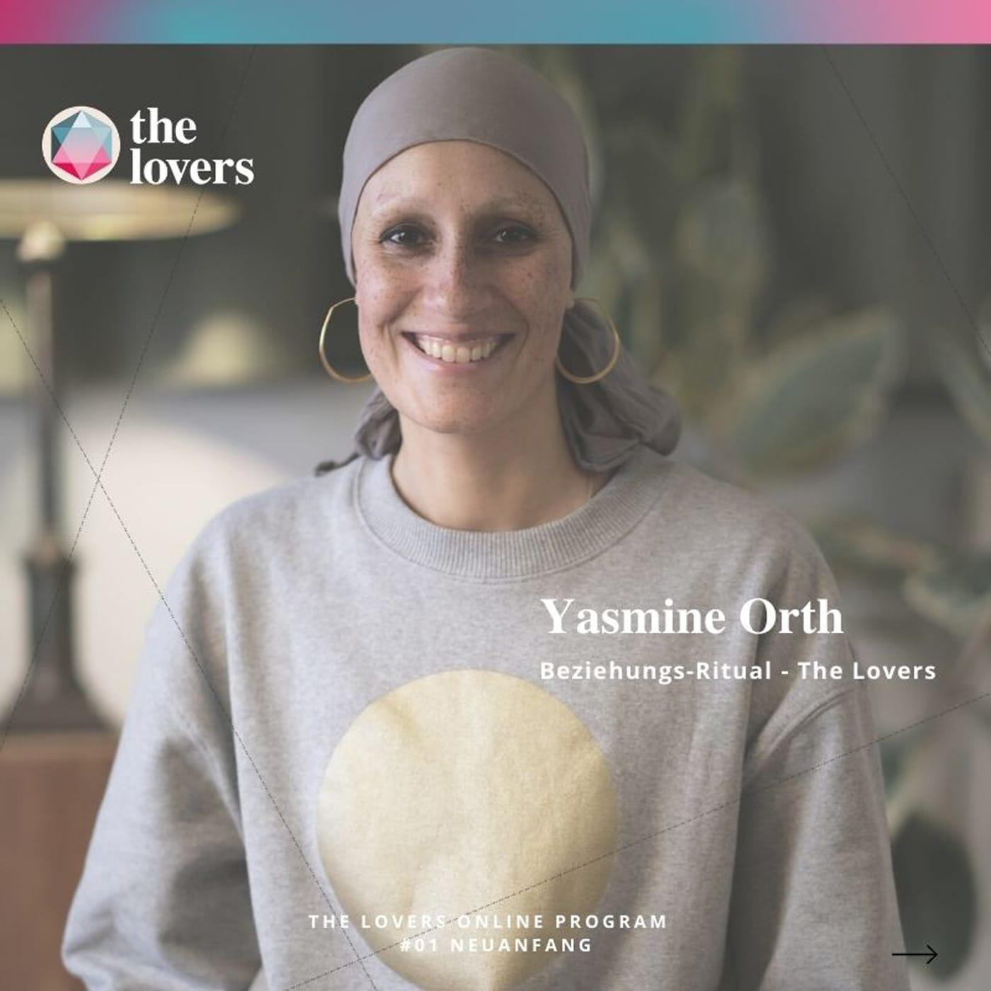 The Lovers Gründerin Yasmin Orth// HIMBEER