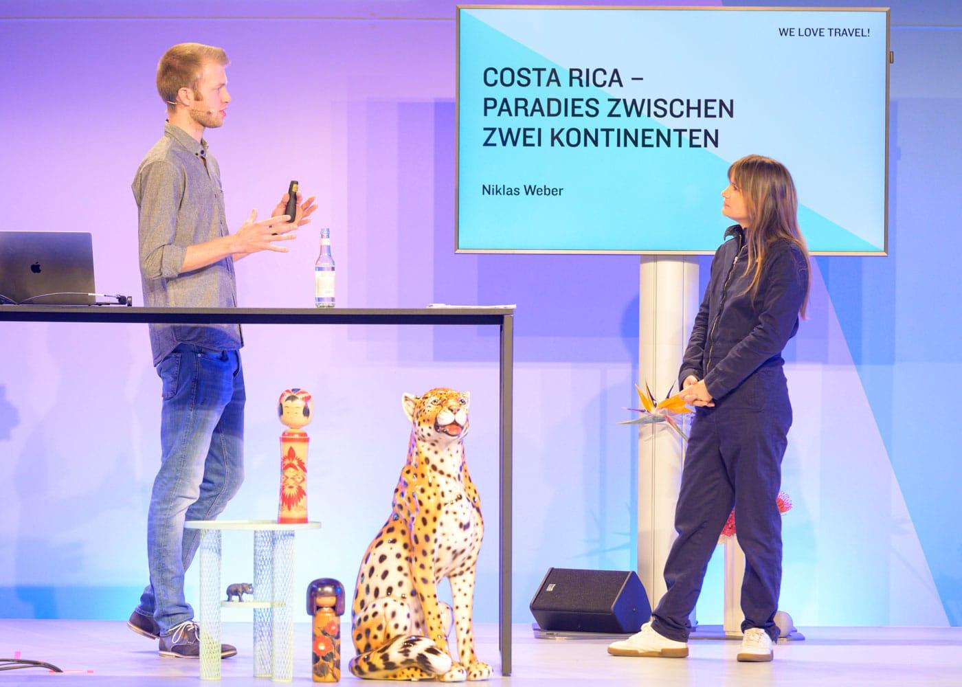 BTF Digital 2021: Reisemesse online // HIMBEER