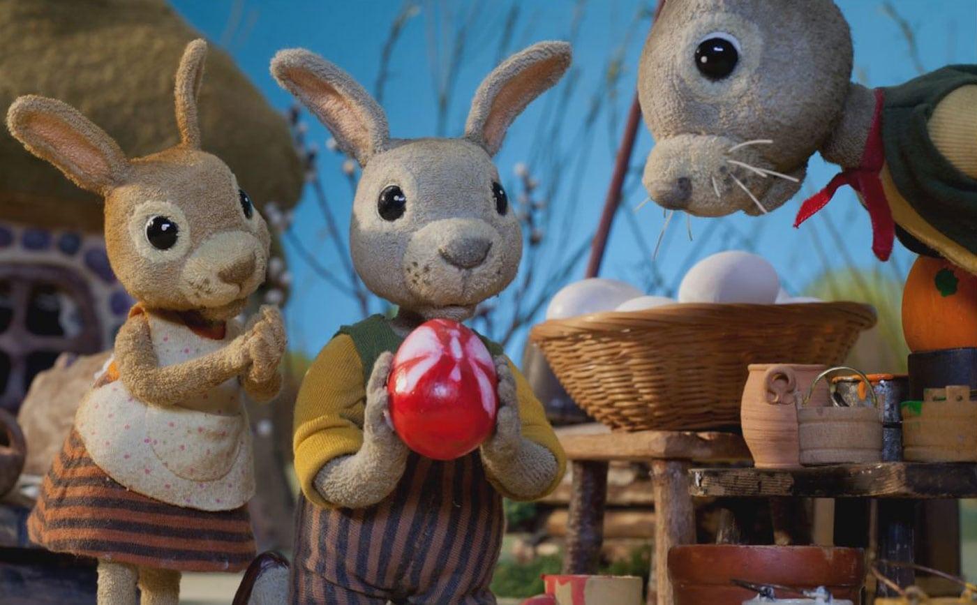 Osterfest im Spatzennest: Online-Kinderkino zu Ostern // HIMBEER