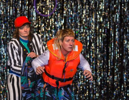 Digitales Theater für Kinder von Zirkusmaria // HIMBEER