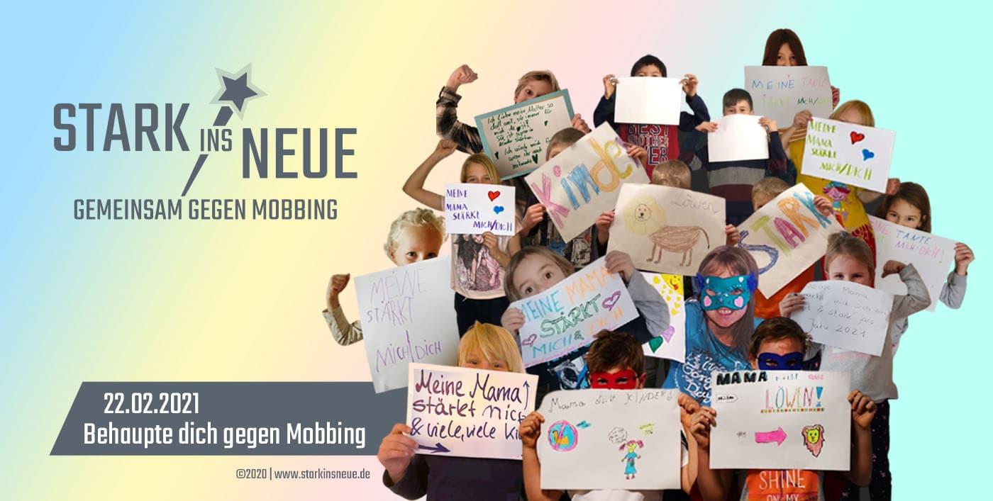 Gemeinsam gegeg Mobbing – Stark ins Neue // HIMBEER
