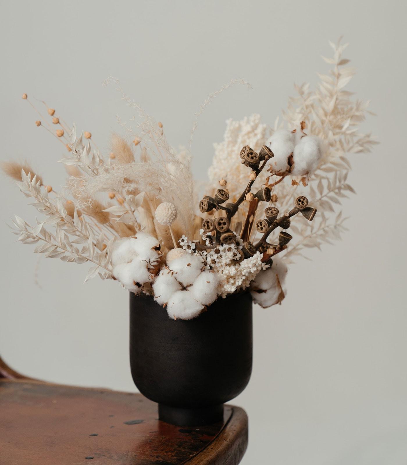 Trockenblumen schenken // HIMBEER