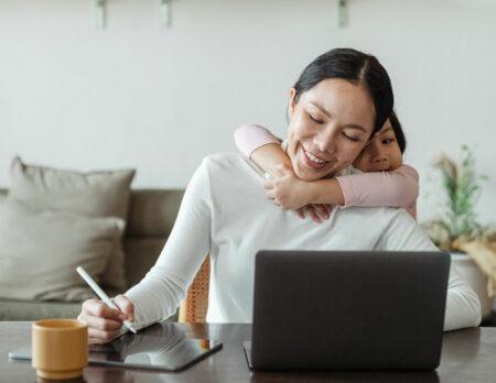 Wiedereinstieg nach der Elternzeit_ Job-Coaching für Frauen// HIMBEER