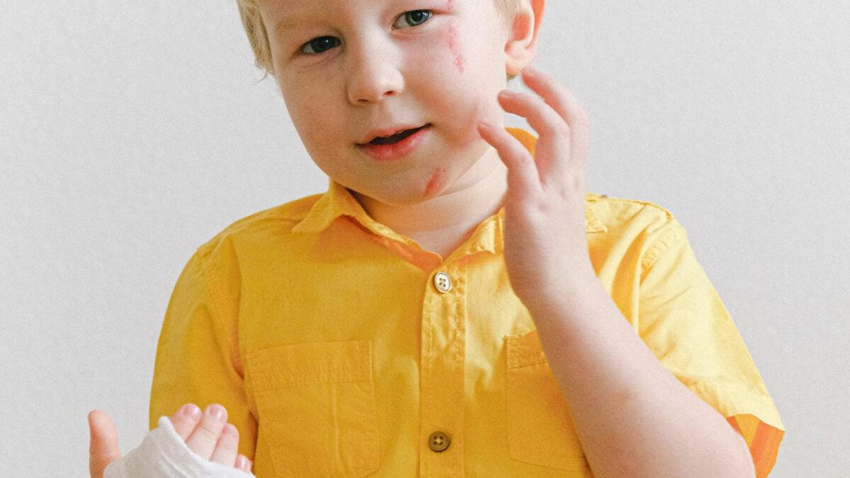 Erste Hilfe bei Kindern // HIMBEER