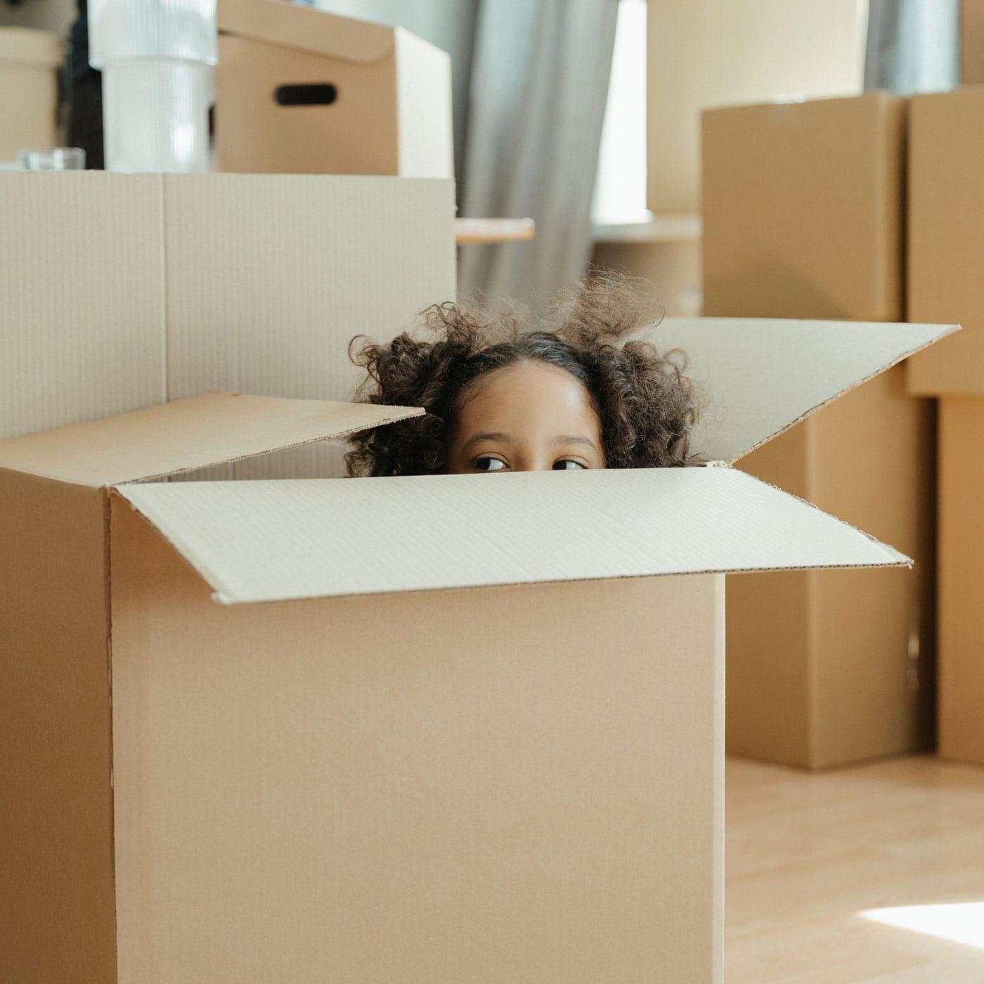 Raumkonzepte für Familien: Wie Familien sich einrichten // HIMBEER