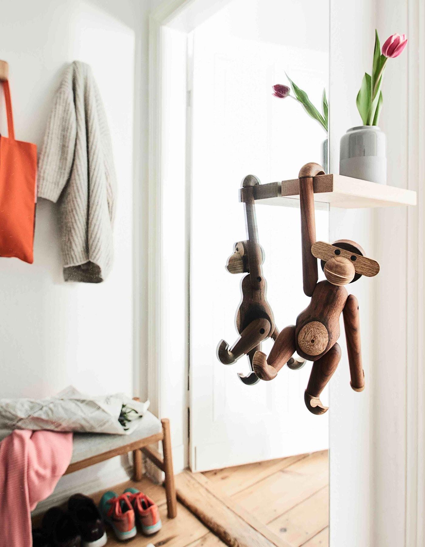 Familienräume optimal nutzen: Flurbereich // HIMBEER