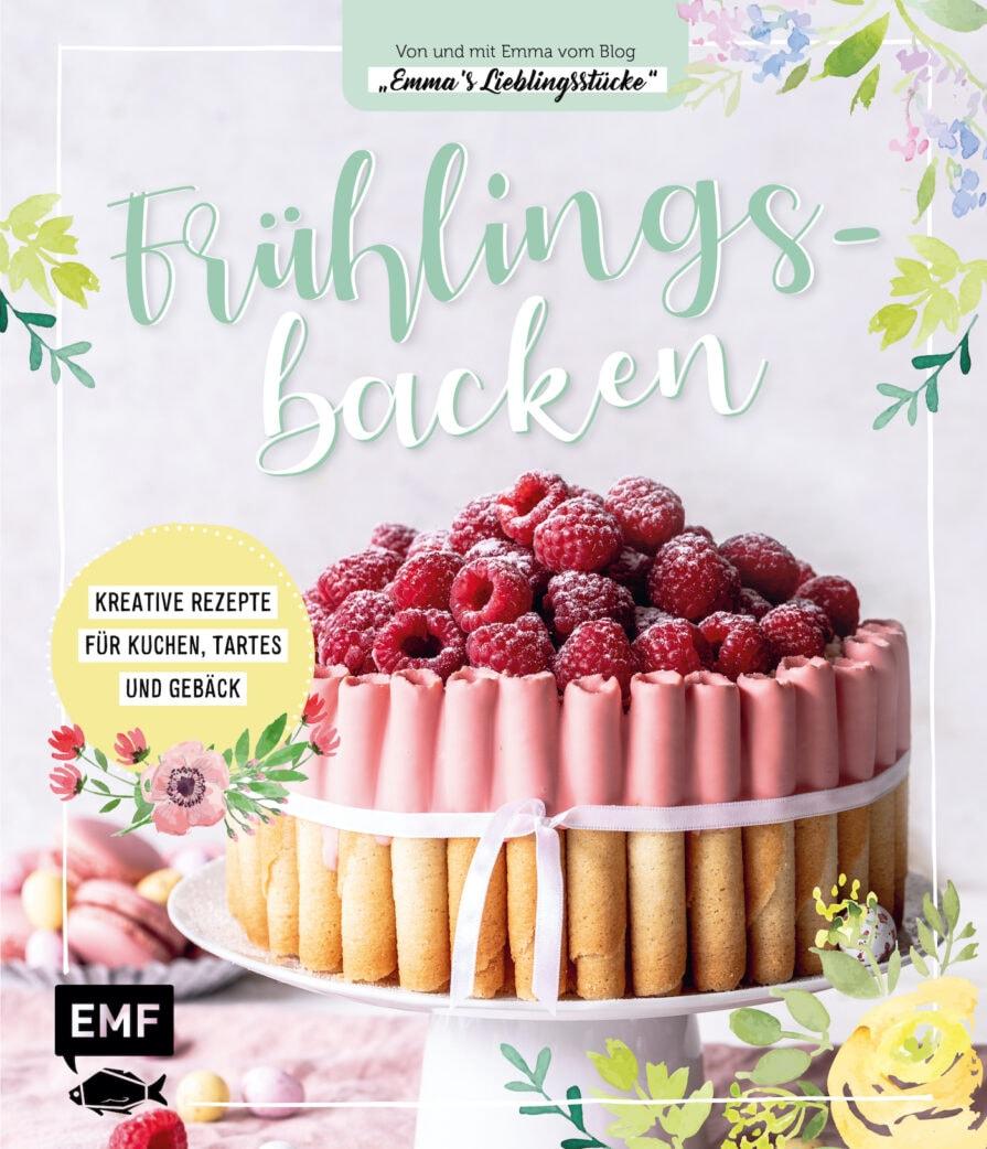 Rezeptbuch Frühlingsbacken // HIMBEER