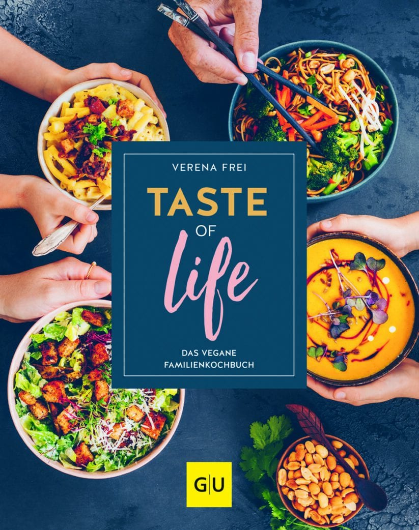 Gemüselasagne aus Taste of life // HIMBEER