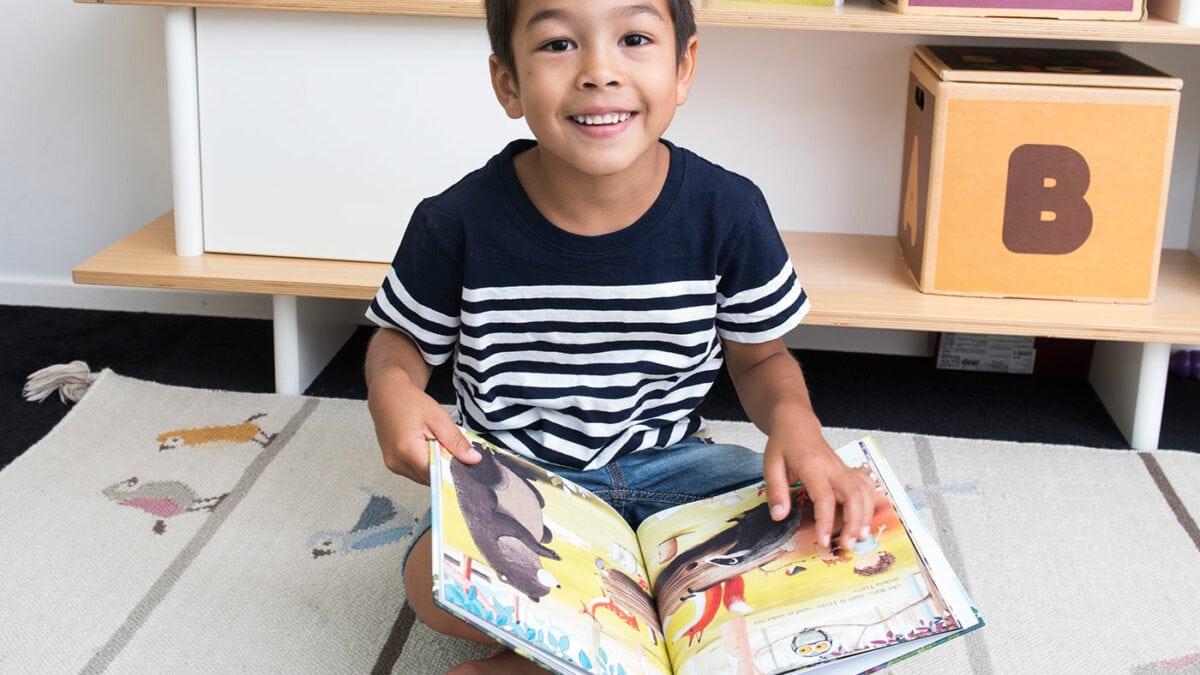 Personalisierte Geschenke-Tipp für Kinder: individualsierbares Kinderbuch // HIMBEER
