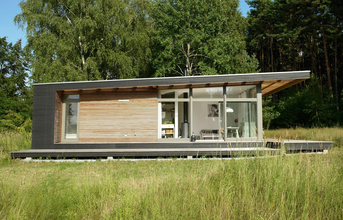 Der Traum vom eigenen Haus: Sommerhaus Piu // HIMBEER