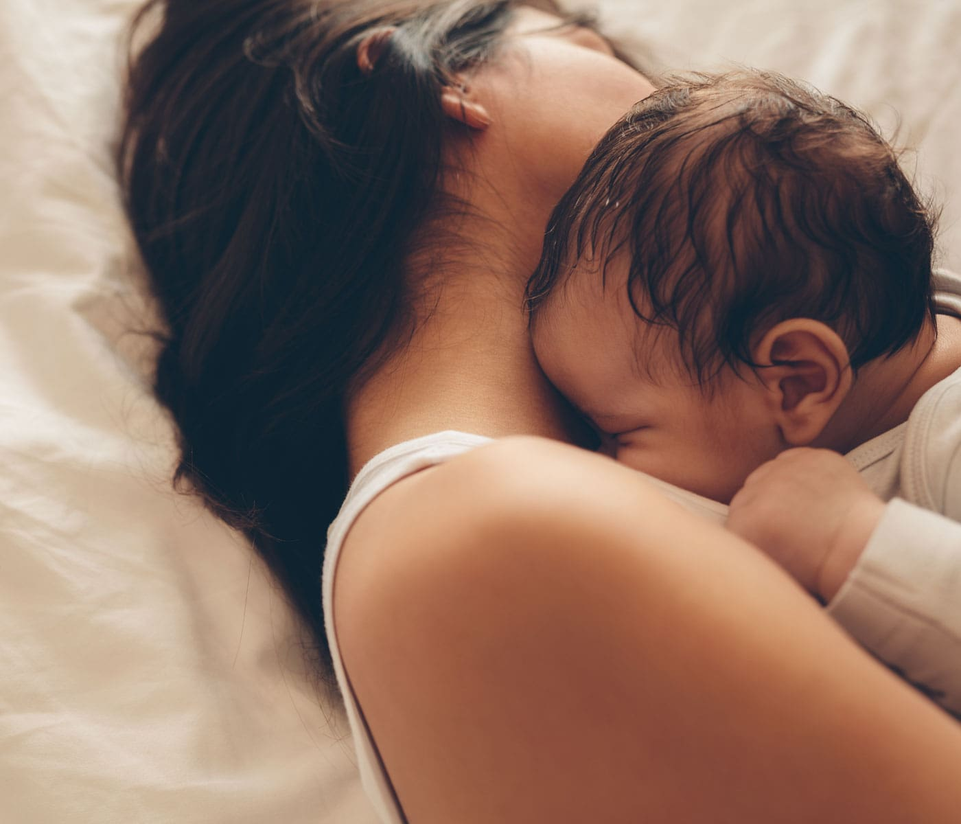 Zeit mit neugeborenem Baby – Zeit für Selbstfürsorge // HIMBEER