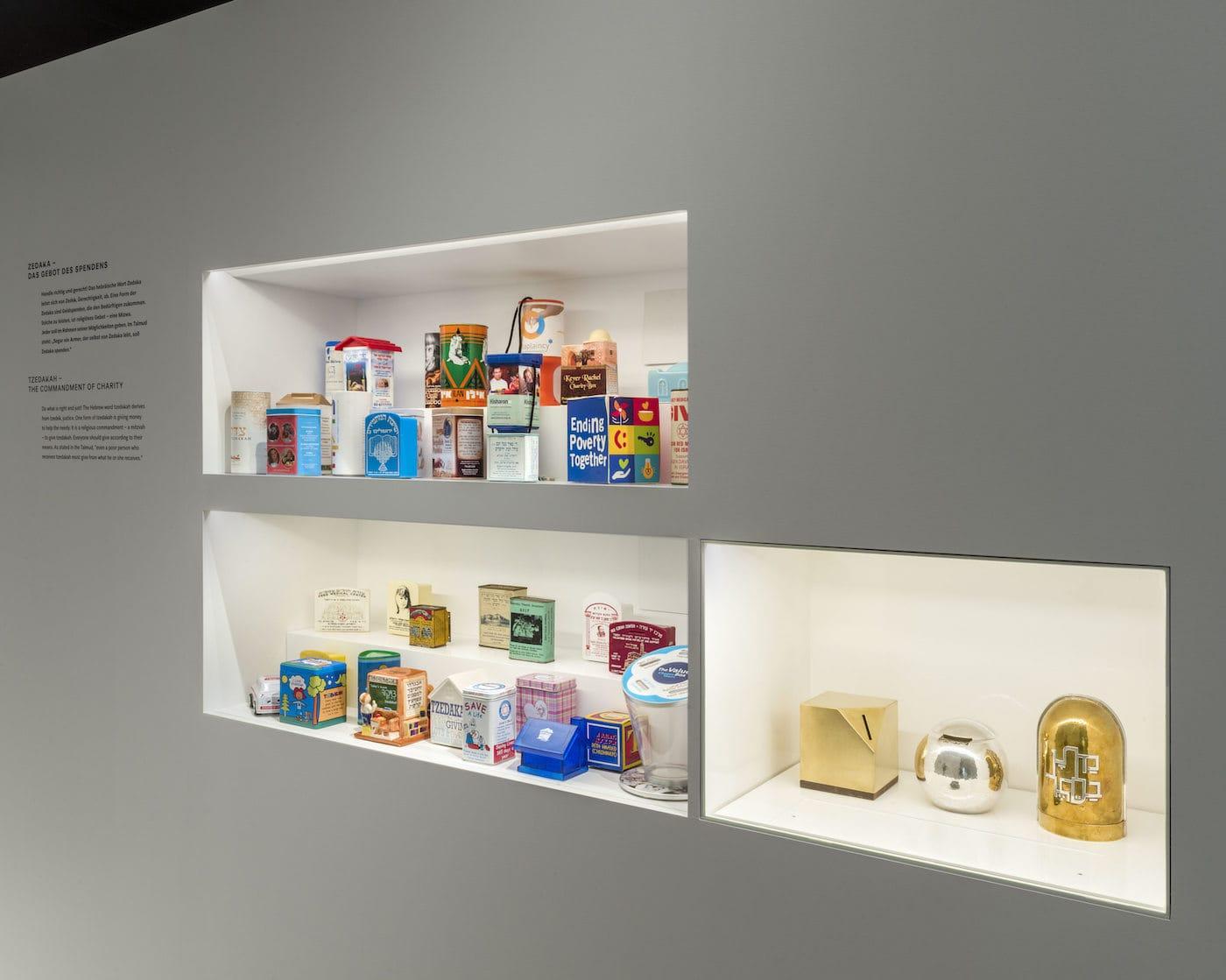 Jüdisches Museum Berlin öffnet wieder für Besucher // HIMBEER