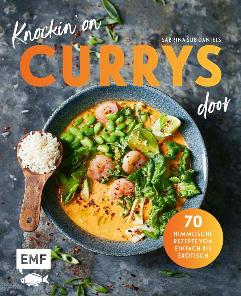 Kartoffel-Curry aus Knockin on Currys door // HIMBEER