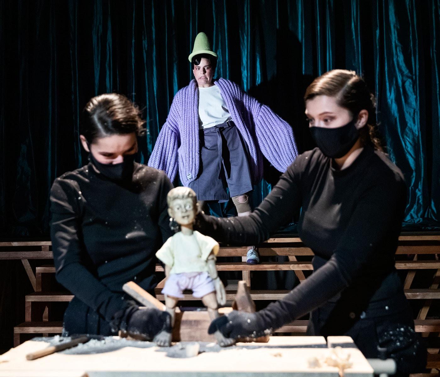 Kinderoper Pinocchios Abenteuer an der Staatsoper Berlin // HIMBEER