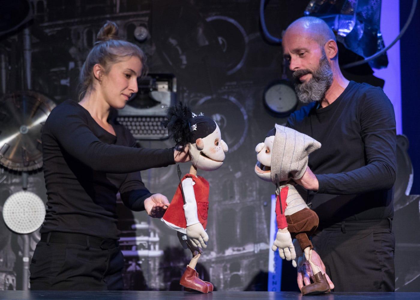 Kindertheater im Stream: Das Dschungelbuch // HIMBEER