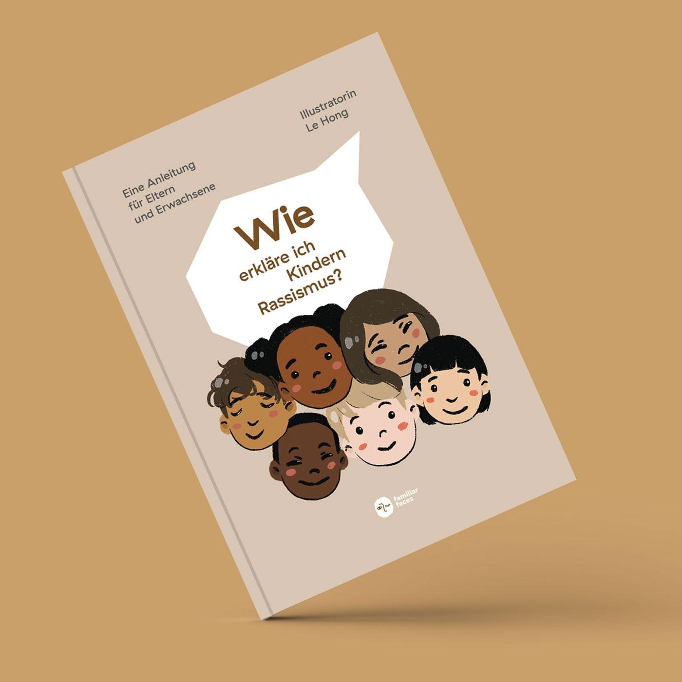 Leifaden für Eltern: Wie erklären ich Kindern Rassimus? // HIMBEER