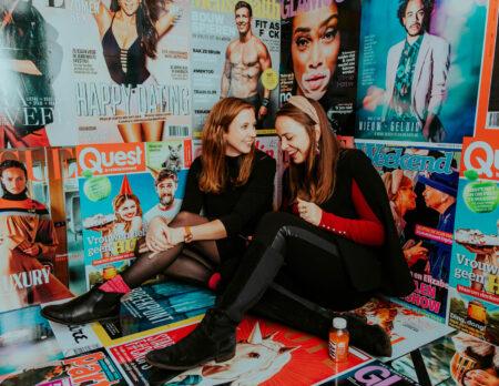 Magazin-Cover – Gedanken von Marie Sophie von Bibra // HIMBEER
