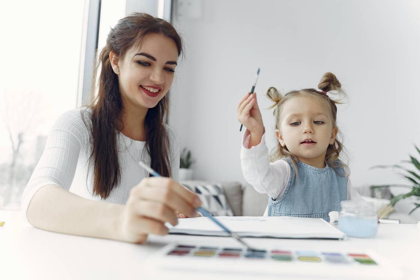 Mini-Tipps im April 2021: Kurse mit Kindern im April // HIMBEER