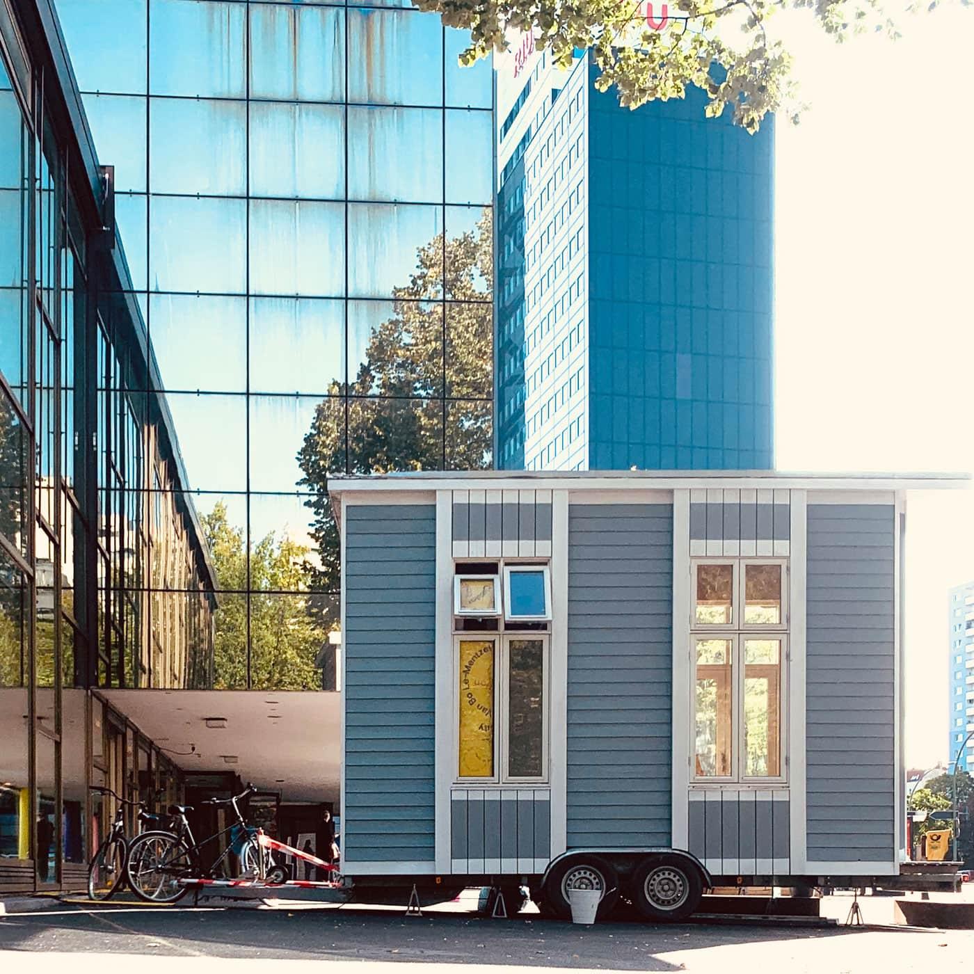 Das eigene Haus auf Rädern: Tiy House // HIMBEER