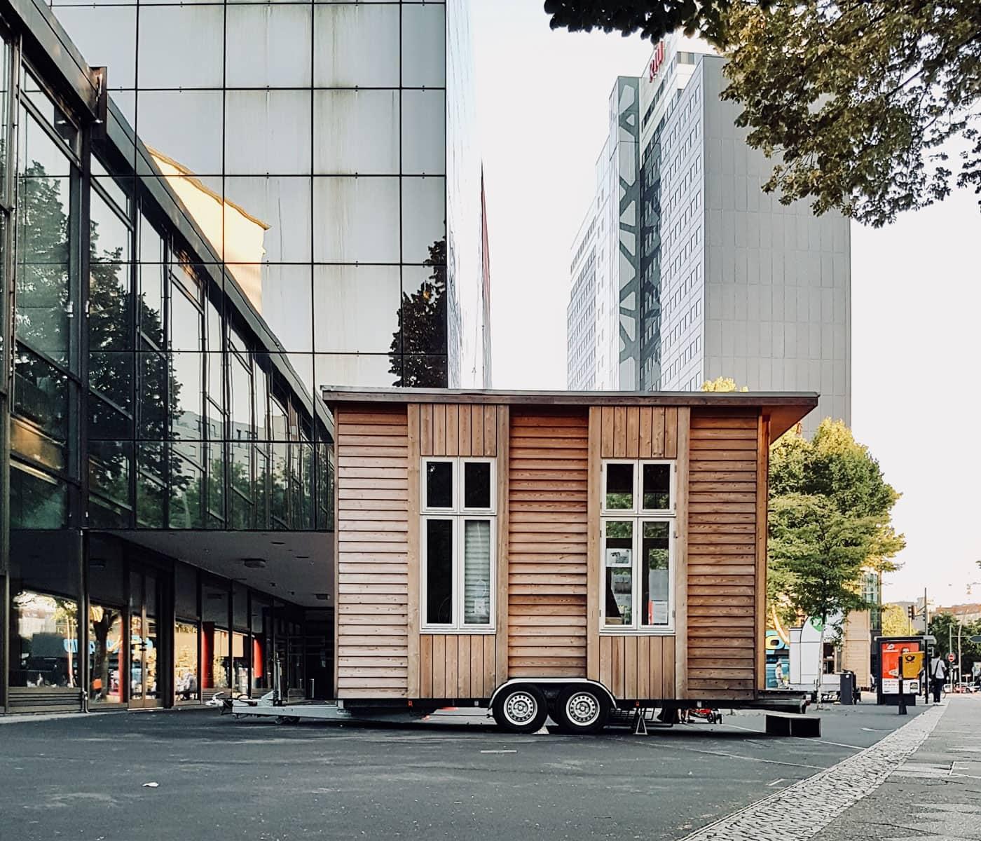 Klein, aber oho: Tiny Houses // HIMBEER