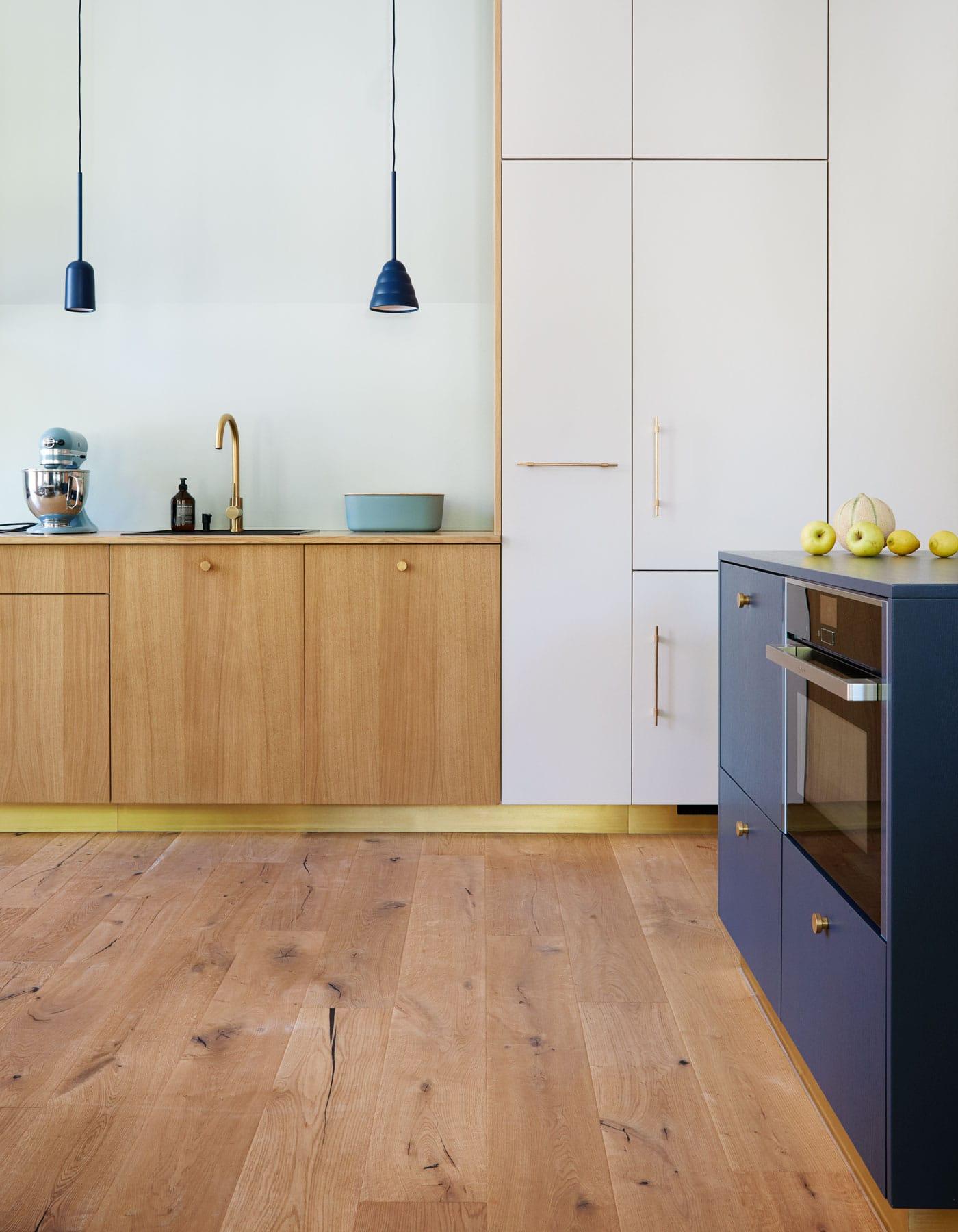 Raumkonzepte für Familien: Küchenbereich // HIMBEER