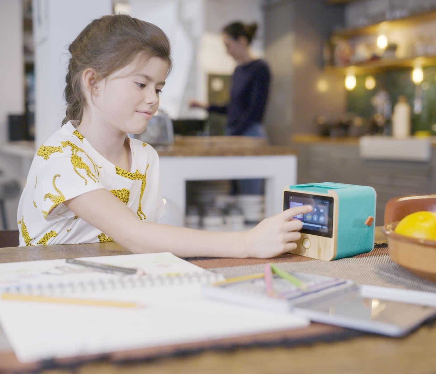 Streamingdienst Hörspiele und Hörbücher für Kinder: tigerbox // HIMBEER