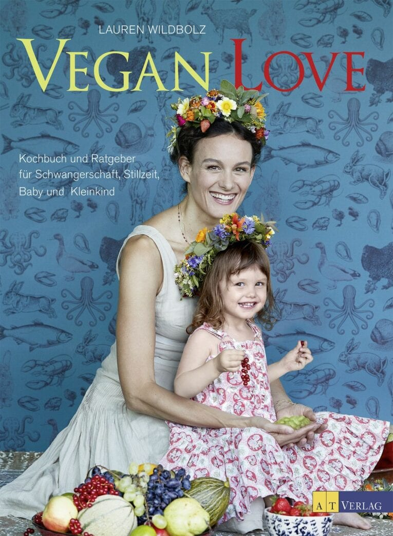 Zucchini-Cremesuppe aus Vegan Love // HIMBEER
