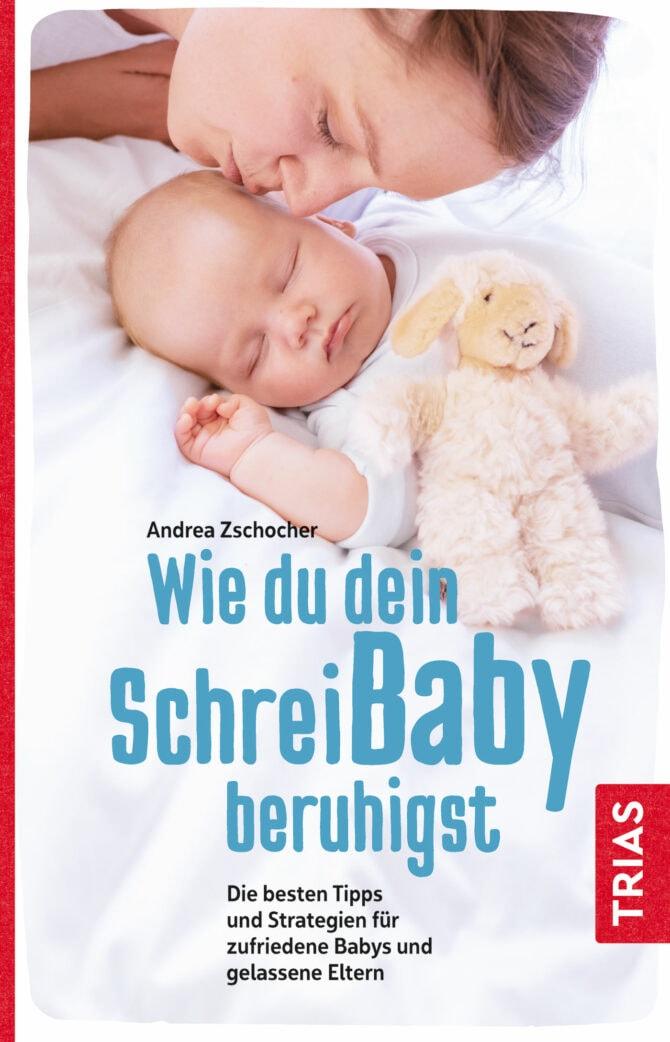 Andrea Zschocher: Wie du dein Schreibaby beruhigst – Ratgeber // HIMBEER