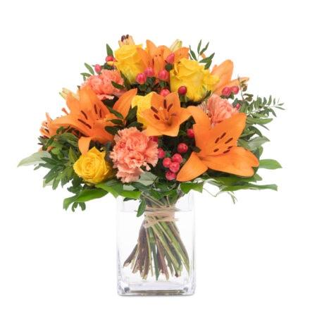Blumensträuße von Fleurop zum Muttertag // HIMBEER