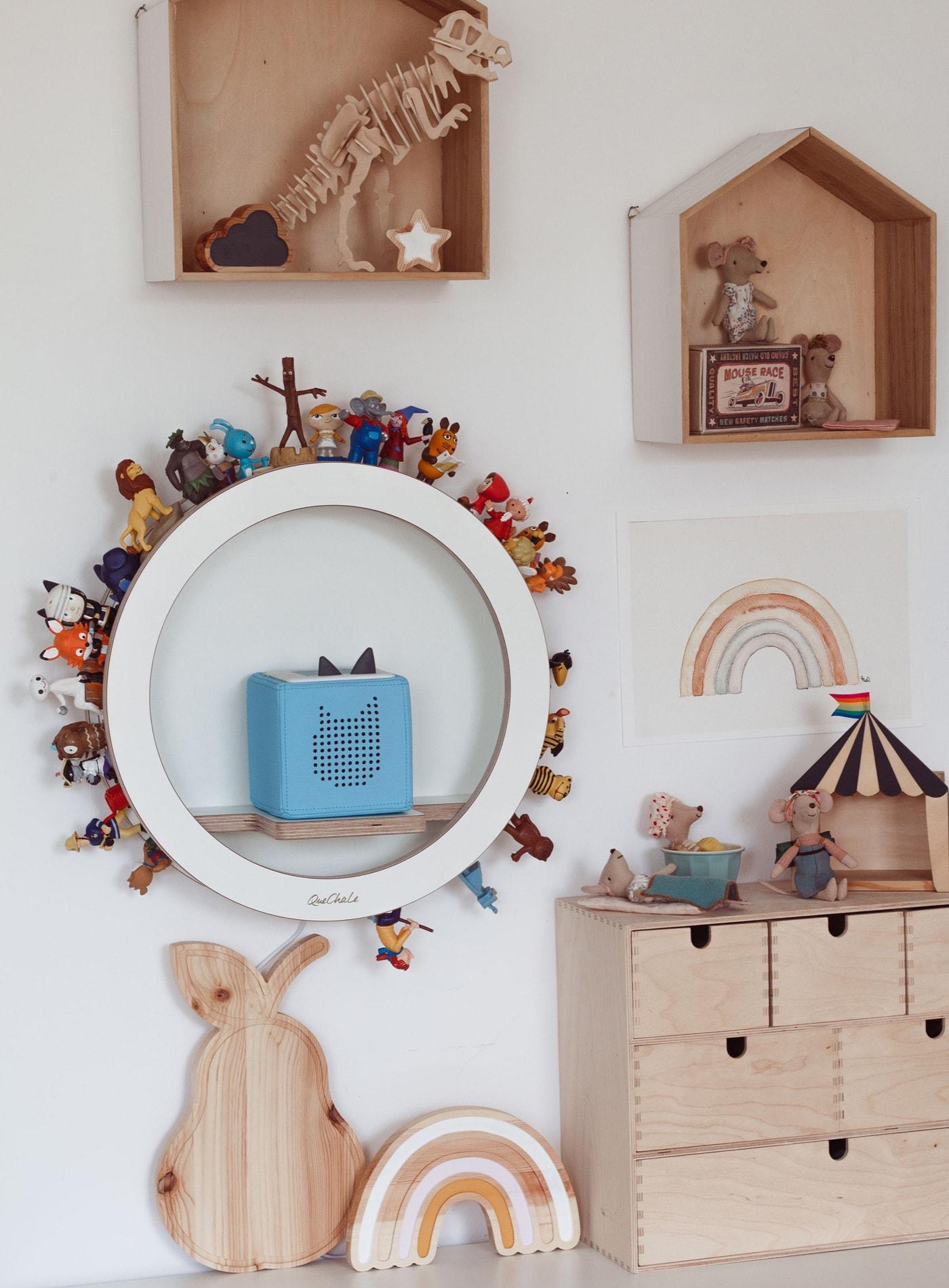 Lieblingssachen fürs Kinderzimmer: Toobiebox-Aufbewahrung // HIMBEER
