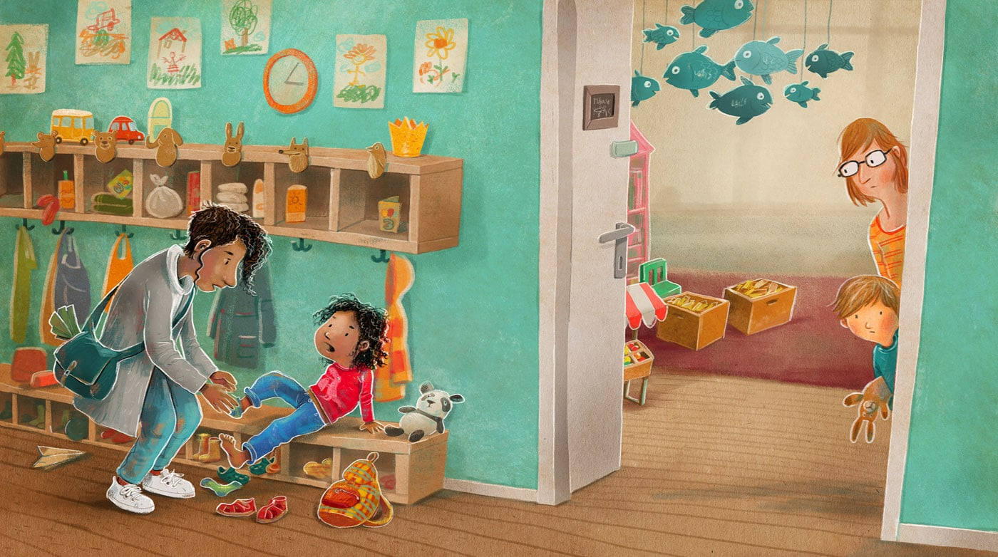 Kinderbuch-Tipp: Alex abgeholt! // HIMBEER
