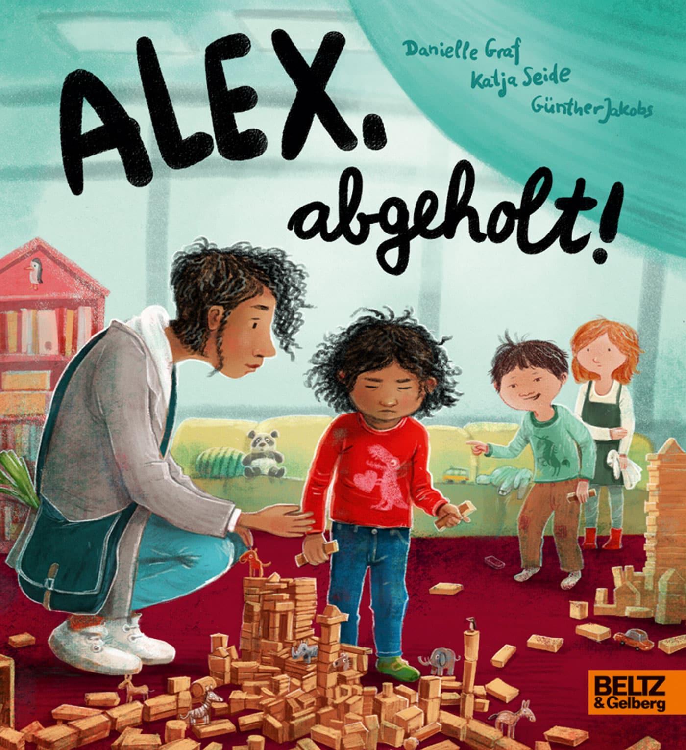 Kinderperspektiven – Kinderbuch-Tipp: Alex abgeholt! // HIMBEER