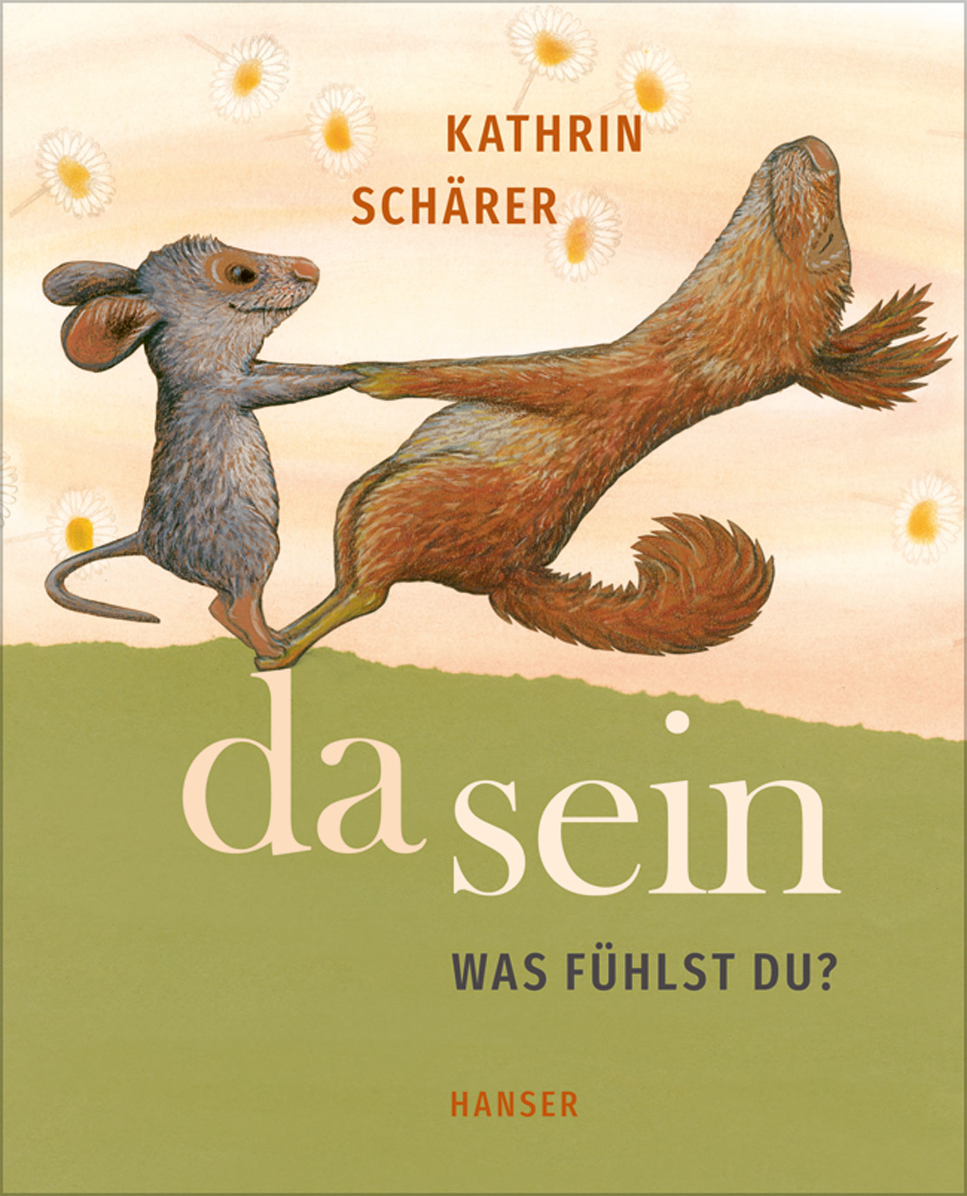 Kinderbuch-Tipp: Bilderbuch über Gefühle für Kinder // HIMBEER